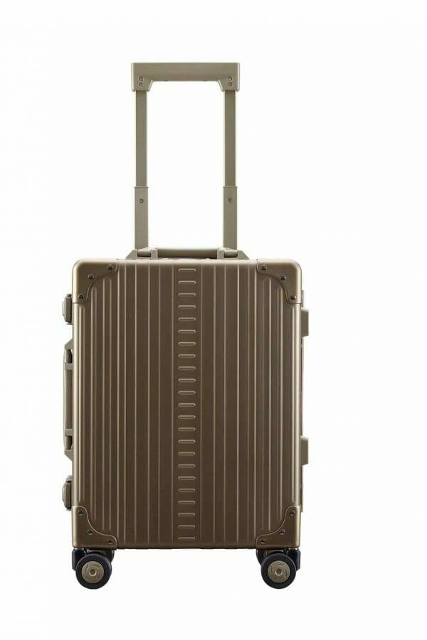 International Carry-On Luggagebronze international suitcase