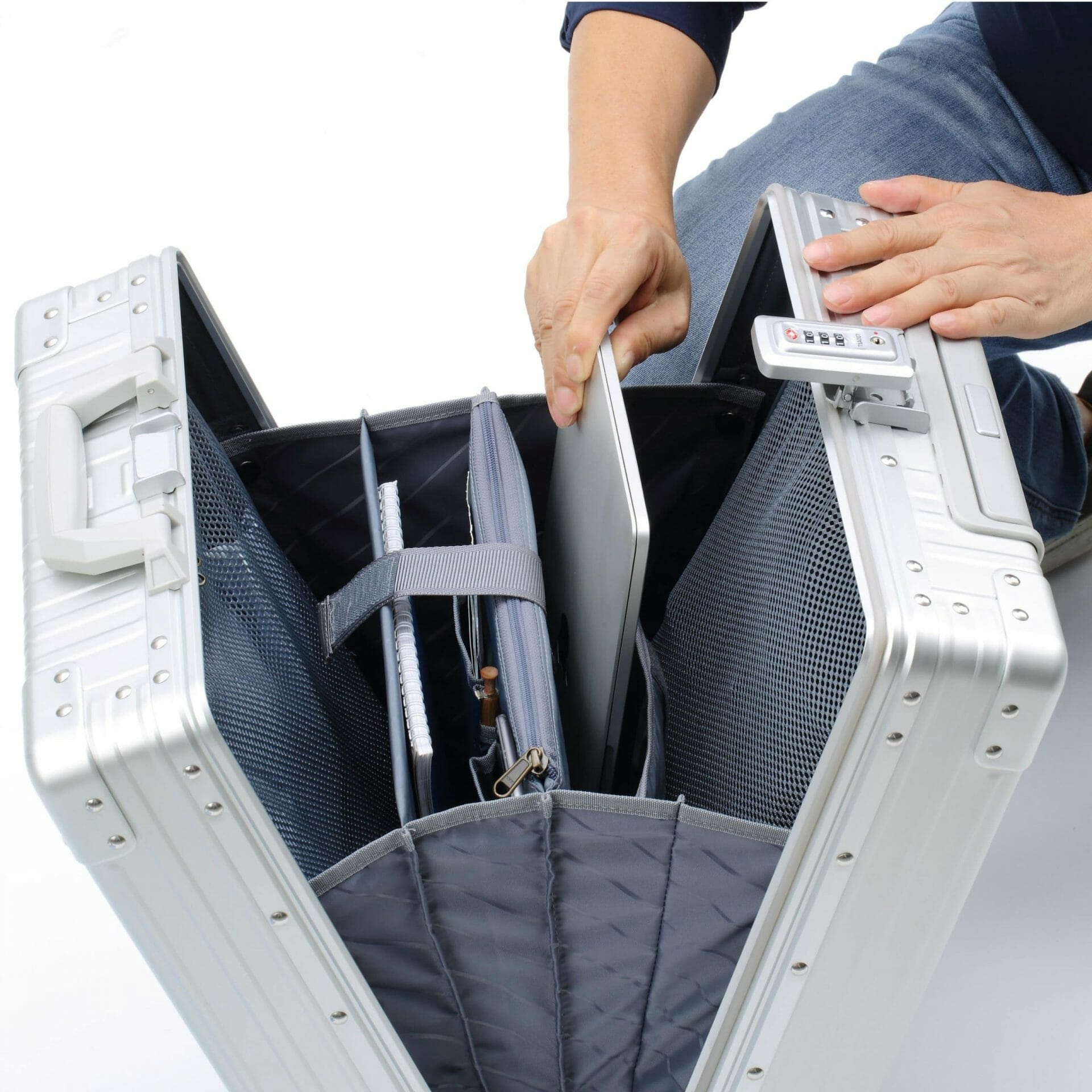 Overnight Business Carry-On great for office and travel