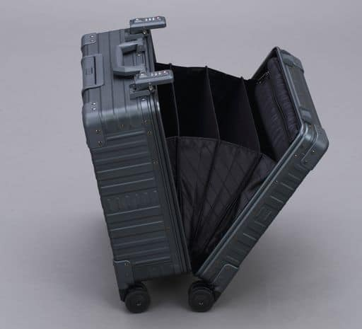 Rolling briefcase with wheels business